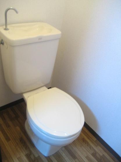 【トイレ】ポエム