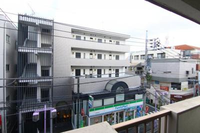 【展望】日吉センタービル