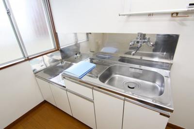 【キッチン】日吉センタービル