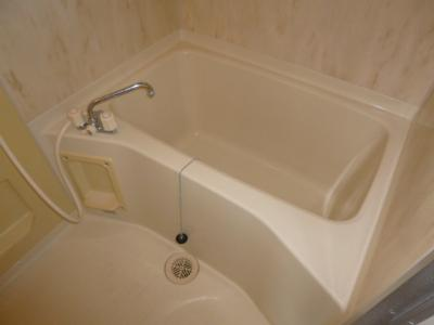 【浴室】ミルトニア富久