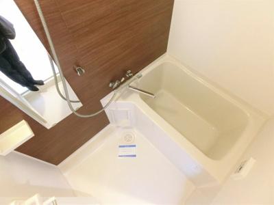 【浴室】リッツ難波南Ⅱ