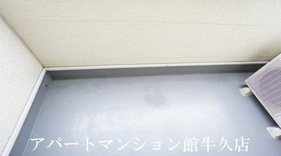 【バルコニー】クレア・ポルトA