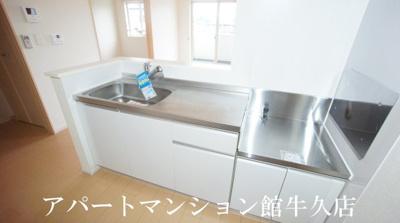 【キッチン】クレア・ポルトA