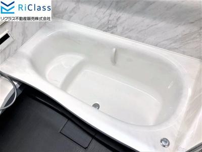落ち着いた空間のお風呂です