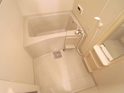 【浴室】エバグリーンハイツA棟