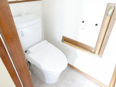 【トイレ】松尾貸家