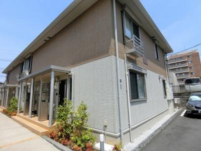小田急多摩線「五月台」駅より徒歩1分!築浅の2階建てアパート☆駅近のお部屋をお探しの方におすすめです♪