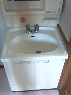 綺麗な洗面台♪