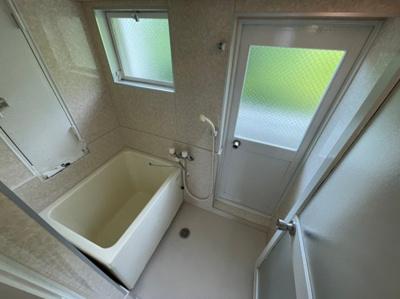 【浴室】緑マンション