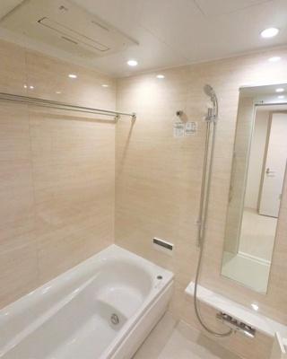 【浴室】津田沼ザ・タワー