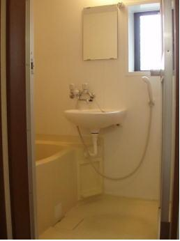 【浴室】ウェルファ住吉