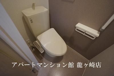 【トイレ】ローザ・ヴィレⅣ