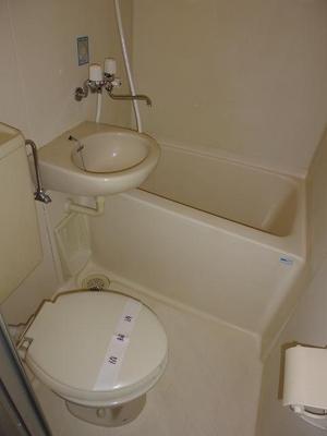 【浴室】ライオンズプラザ海老名