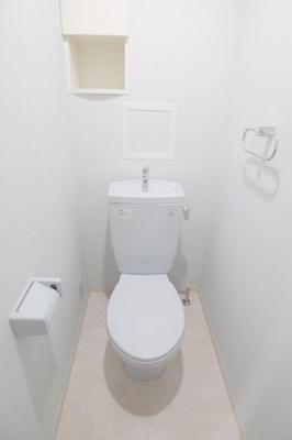【トイレ】サン・ルピナス
