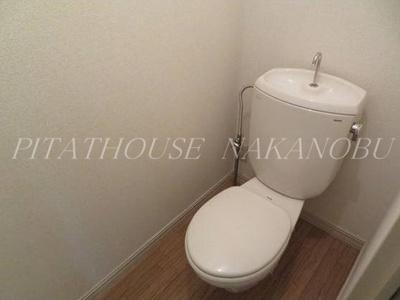 【トイレ】グラスバレー馬込A棟
