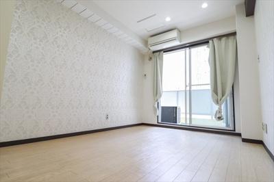 【洋室】トーカン新宿第2キャステール