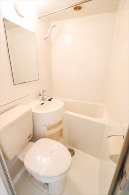 【浴室】トーカン新宿第2キャステール