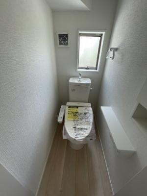 【トイレ】三木市大村第2 1号棟