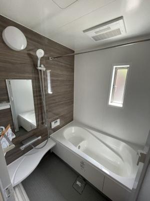【浴室】三木市大村第2 1号棟