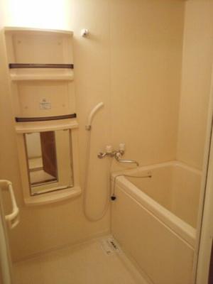 【浴室】まっちゃハウス Ⅱ C