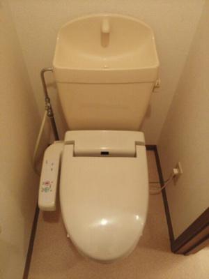 【トイレ】まっちゃハウス Ⅱ C