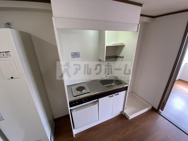 ツツミレジデンス キッチン
