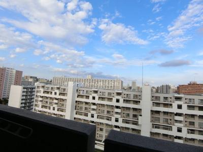 【展望】ライオンズプラザ西大島 9階 リ ノベーション済 西大島駅5分