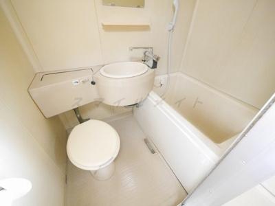 【浴室】シティハイム そわれ