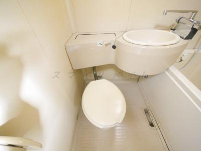 【トイレ】シティハイム そわれ