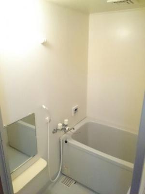 【浴室】フラットHIRAOKA