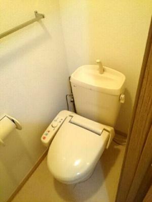 【トイレ】フラットHIRAOKA
