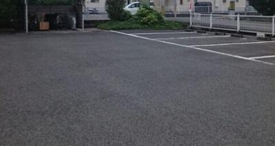 【駐車場】フラットHIRAOKA