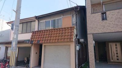 【外観】駒ヶ林4貸家