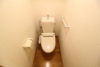 【トイレ】駒ヶ林4貸家