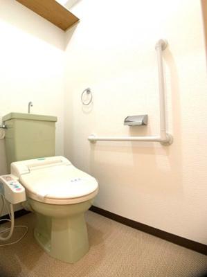 【トイレ】大正メゾン