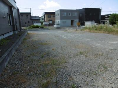 【外観】黒石市ちとせ二丁目土地