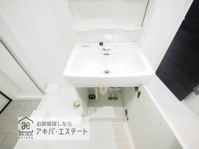 【独立洗面台】グランクオール綾瀬