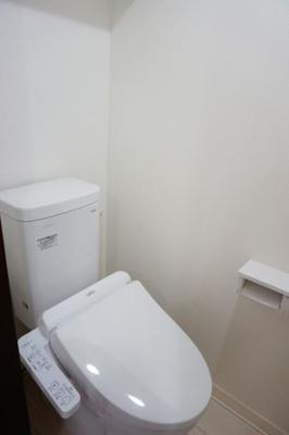 【トイレ】ハーフタイム東長崎