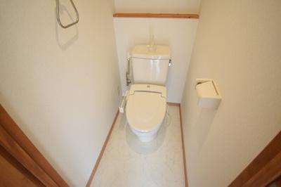 【トイレ】ハイツHM