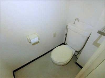 【トイレ】グリーンパーク田園15号棟