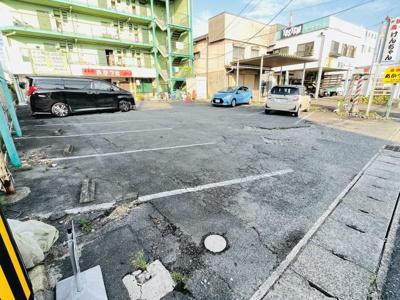 【駐車場】石塚マンション