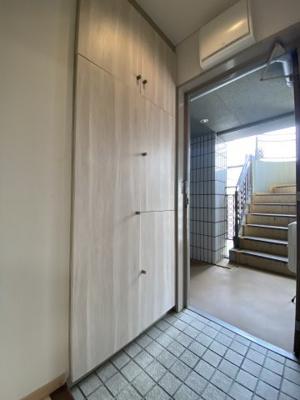 【玄関】ロータリー六甲