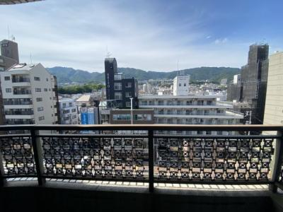 【展望】ロータリー六甲