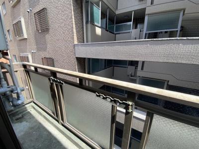 【バルコニー】ロータリー六甲