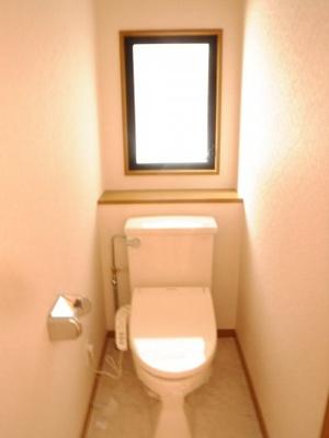 【トイレ】モンステラ北加瀬
