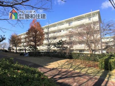 【外観】新多聞第3住宅 中古マンション