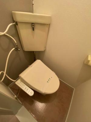 【トイレ】ヴューハウス