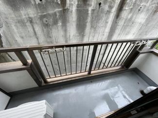 【バルコニー】アマービレ朝霧