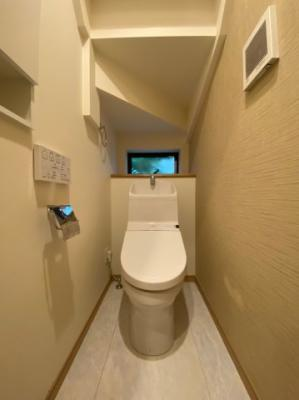 【トイレ】関戸2丁目戸建