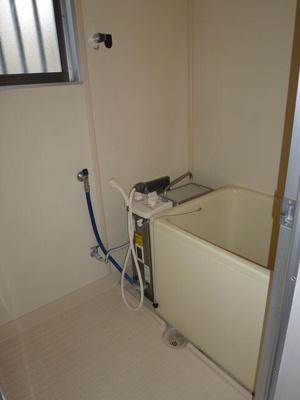 【浴室】第1こまくさ荘